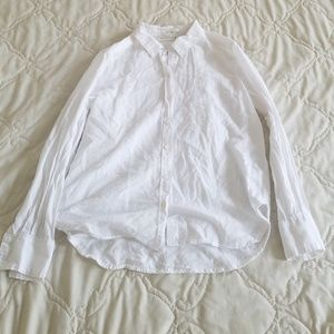 White Button-up